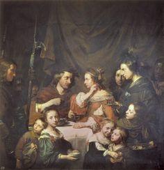 Peintures de Jan de BRAY (1627-1697)