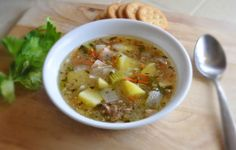 Bone stew is a tasty no fuss healthy and cheap meal more