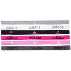 adidas Fighter Hairbands, 6 Pack (16 AUD) ❤ liked on Polyvore featuring accessories, hair accessories, graphic assorted, adidas headbands, head wrap headband, adidas, hair bands accessories and headband hair accessories