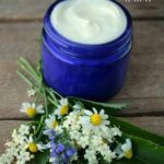 Gentle Chamomile & Elder Lotion Recipe for Sensitive Skin