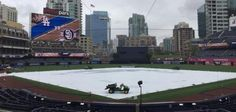 SAN DIEGO -- Two Southern California teams were subject to weather better suited for elsewhere on Sunday.