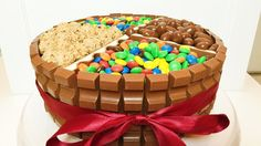 Kinderschokoladen Torte
