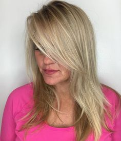Layered Hairstyle For Thin Hair