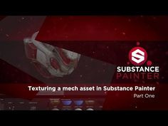 Substance Painter Getting Started 06 - Project Walkthrough 01 - YouTube