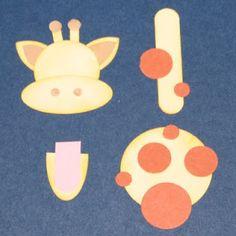* The Minky Moose Club: Baby Giraffe....