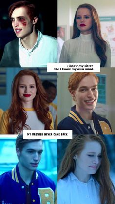 Riverdale Jason, Trevor Stines, Polly Cooper, Riverdale Characters, Madelaine Petsch, Cheryl Blossom, Twin Brothers, Series Movies, Best Tv