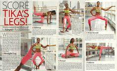 Pure Barre workout #barre #fitness #hawa