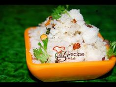 Idli Upma is a very simple and delicious dish. A quick to make Tiffin with leftover idlis. This is a very simple breakfast dish in South India. Recipe Mozo P. Tasty Dishes, Food Dishes, Upma Recipe, Cook At Home, Veg Recipes, Breakfast Dishes, Food Videos, Cooking, Ethnic Recipes