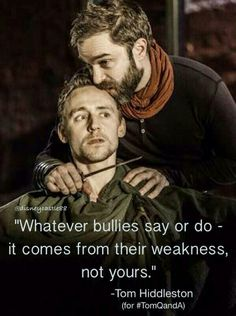 I need to keep this in mind if my boys get bullied