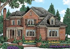 I really like this one except there isn't a bonus room, there is a living room and a family room though