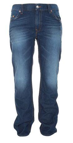 True Religion Mens Slim Fit Jeans Size 40 in Lost Lagoon NWT  #TrueReligion #SlimSkinny