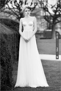 Berta Bridal Couture 2013 | Sultry Wedding Gowns | VIA #WEDDINGPINS.NET