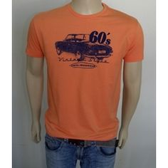 Camiseta 60's Vintage - Usina Jeans