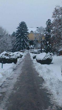 Hotel Schloss Obermayerhofen im Winter Snow, Winter, Outdoor, Environment, Wedding, Winter Time, Outdoors, Outdoor Games, The Great Outdoors
