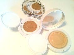 Best New Trend Review: Swatches: Korean Air Cushion Makeup - It Cosmetics CC+™ Veil Beauty Fluid Foundation, Dr. Jart+ BB Bounce Beauty Balm