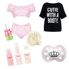 Designer Clothes, Shoes & Bags for Women Ddlg Outfits, Girl Outfits, Fashion Outfits, Cute Outfits For Kids, Cute Casual Outfits, Melanie Martinez Outfits, Daddy's Little Girl Quotes, Space Outfit, Fandom Outfits