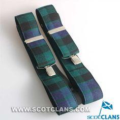 Clan MacKay Tartan B