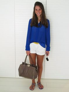 Super chic and comfy looking