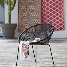 coup de fauteuil scoubidou de maisons du monde. Black Bedroom Furniture Sets. Home Design Ideas