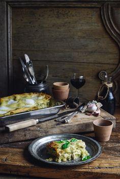 From The Kitchen: Creamy Chicken & Leek Lasagne