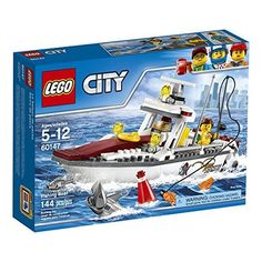 City Sea Plane Ship Boat *NEW* LEGO 3 Blade Propeller with Bearing Element