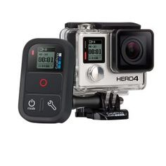 Great for the standard and recognition, you'll extremely trust the GoPro Smart Remote when capturing important footage with top quality pictures.
