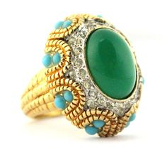House of Lavande, Vintage Costume and Couture Jewelry | Shop Vintage Rings | Palm Beach, Florida