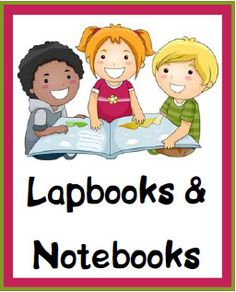 Lapbooks & Notebooks | Walking by the Way - examples of many different topics