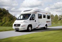 Gebrauchte Caravans und Wohnmobile aufarbeiten