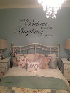 Sleeping area the loft bedroom