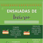 Nuevas recetas de ensaladas  Link en perfil infografas veggies saladas ensaladas vegetales recetashealthy fitness healthyrecipes mealplans nutricionista nutritionist mdq mardelplata asesoramientonutricional saludable comidasfit lowcarb lowfat vegans vegetarians
