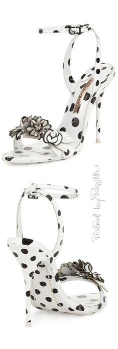 Rosamaria G Frangini   Adorable Dots   ShoeAddict   Regilla ⚜ Una Fiorentina in California
