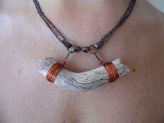 Driftwood Necklace ...www.facebook.com/groups/ergeturkaydin/