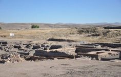 """4,500 year-old dwelling found in Turkey.  The dwelling of an important ruler, it is the biggest building ever found in Anatolia and the Middle East and the latest find """"from an archeological dig referred to as the Kultepe mound, in a district of Kayseri, in central Turkey."""""""
