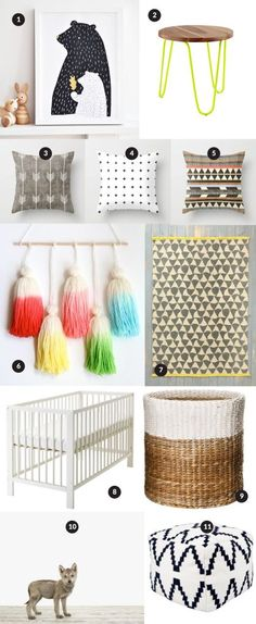 Nursery Inspiration from Beyond the Grey