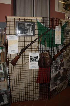 Gewehr Don Camillo im Krieg bei den Partisannen