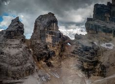Via Ferrata, Tofana di Rozes, Dolomites by Europe Trotter on 500px