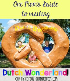 One Mom's Guide to Visiting Dutch Wonderland in Lancaster, PA!- Our Three Peas