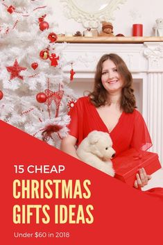It's almost Christmas, but you need gift ideas that won't break your budget? Then check out this list of affordable quality gifts under $60. #christmas #giftideas #happyholidays #gifts #presents Cheap Christmas Gifts, Diy Holiday Gifts, Christmas Items, All Things Christmas, Christmas Decorations, Holiday Decor, Chic And Curvy, Stocking Stuffers, Happy Holidays