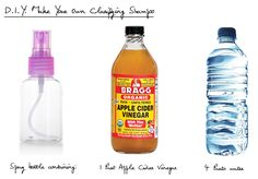 DIY: How to Make Your Own Clarifying Shampoo