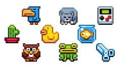 Tutoriais e técnicas de Pixel Art, para iniciantes e avançados http://www.tutoriart.com.br/tutoriais-e-tecnicas-de-pixel-art-para-iniciantes-e-avancados/