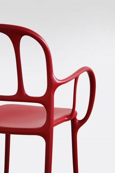 Milà Chair Red