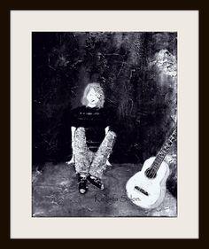 Elusive Inspiration Art Print Limited
