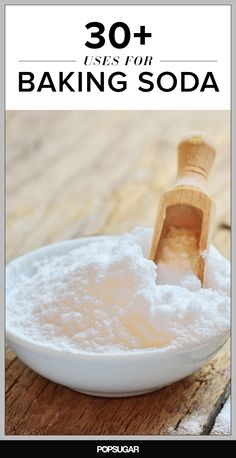 Baking soda isn't just for baking. Save money by learning alternative uses for everyday items that are so useful around the home. For around $1 a box, baking soda is a smart pantry item to have on hand. From personal hygiene to around-the-house cleaning, here are 34 alternative uses for sodium bicarbonate:
