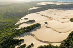 Fraser Island Dresden, Sand Island, Fraser Island, Far Away, Strand, Worlds Largest, Islands, Coastal, Beautiful Places