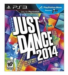 Just Dance 2014  Sony Playstation 3 BRAND NEW + FREE SHIPPING