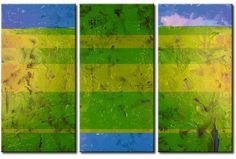 Quadro colorati Impressione verde #astratti #quadri #quadri astratti #home #decor #pittura #astrazione