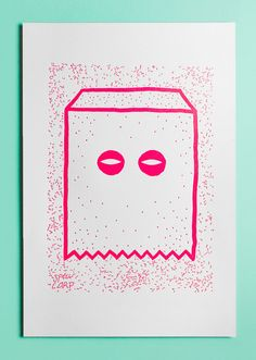 $90 - Rituals x Spew Corp - Limited Edition of 25 - Letterpress Printed