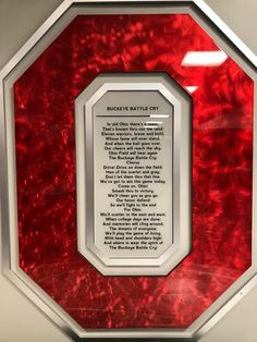 Ohio State Rooms, Ohio State Baby, Ohio State Football, Ohio State University, Ohio State Buckeyes, Buckeye Crafts, Cincinnati Reds, Cleveland, Battle Cry