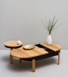 Batea L - Coffee Table